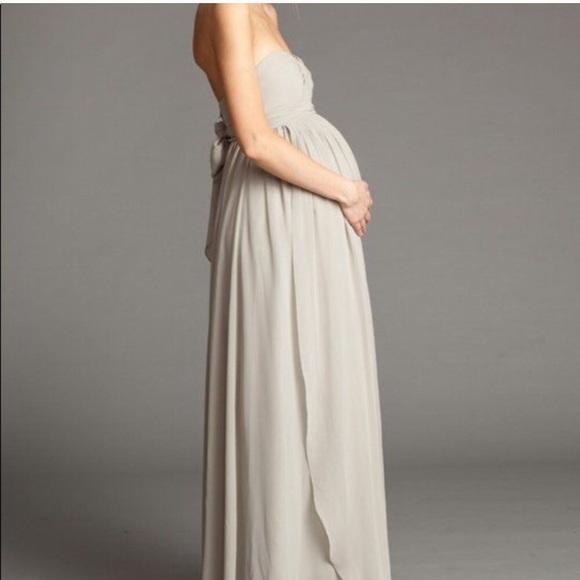 afadc6880e9 Jenny Yoo Dresses   Skirts - Jenny Yoo Cerise Maternity Bridesmaid Dress